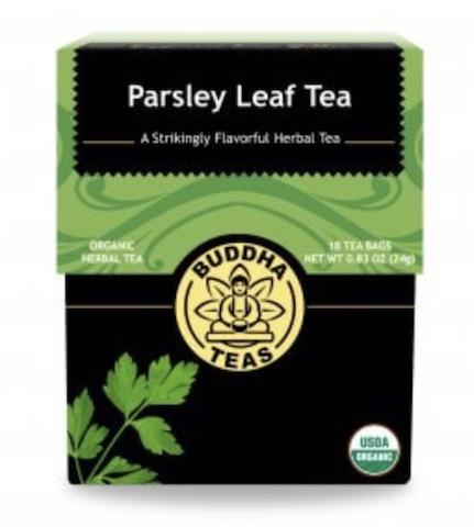 Image of Parsley Leaf Tea Organic