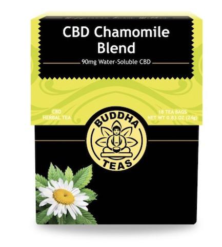 Image of CBD Chamomile Blend Tea