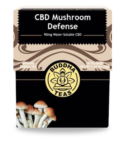 Image of CBD Mushroom Defense Tea