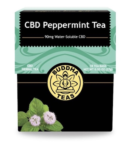 Image of CBD Peppermint Tea