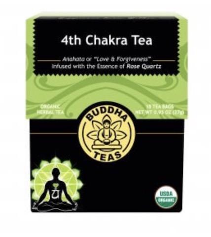 Image of 4th Chakra Tea Organic