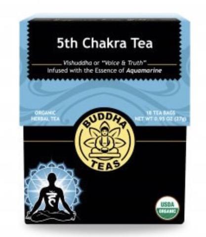 Image of 5th Chakra Tea Organic