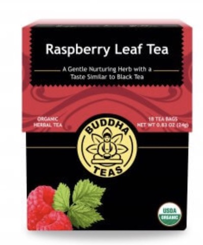 Image of Raspberry Leaf Tea Organic