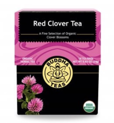 Image of Red Clover Tea Organic