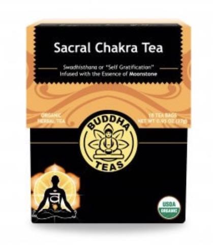 Image of Sacral Chakra Tea Organic