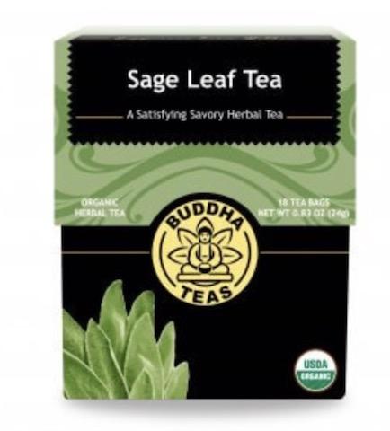 Image of Sage Leaf Tea Organic