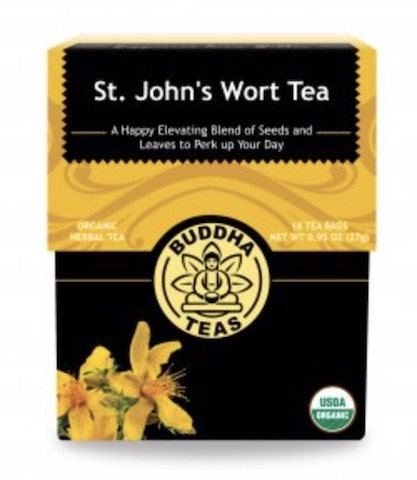 Image of St. John's Wort Tea Organic