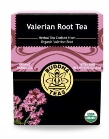 Image of Valerian Root Tea Organic