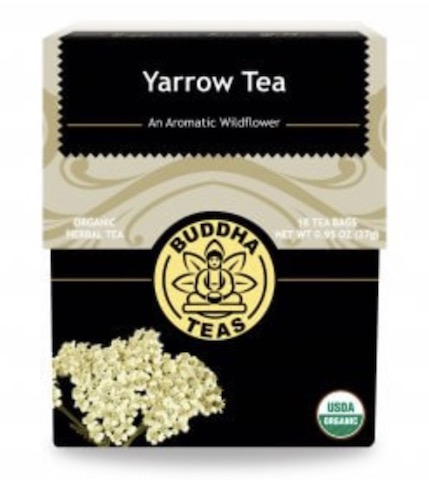 Image of Yarrow Tea Organic