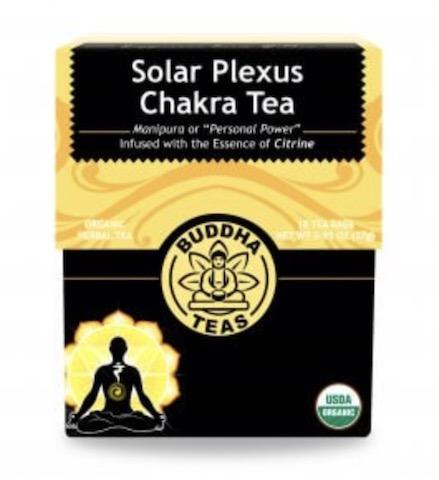 Image of Solar Plexus Chakra Tea Organic