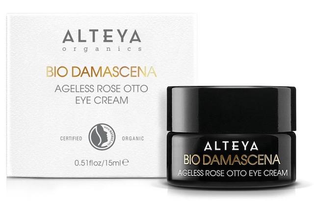 Image of Bio Damascena Ageless Rose Otto Eye Cream Organic