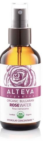 Image of Bulgarian Rose Water Spray Organic