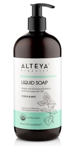 Image of Liquid Soap Citrus & Mint