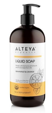 Image of Liquid Soap Grapefruit & Orange