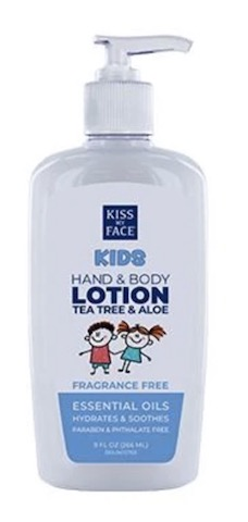 Image of Kids Hand & Body Lotion Fragrance Free