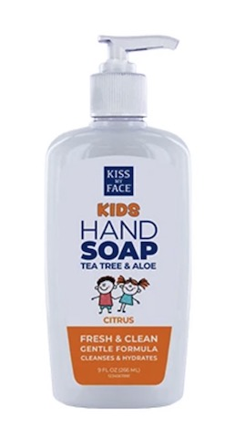 Image of Kids Hand Soap Liquid Citrus