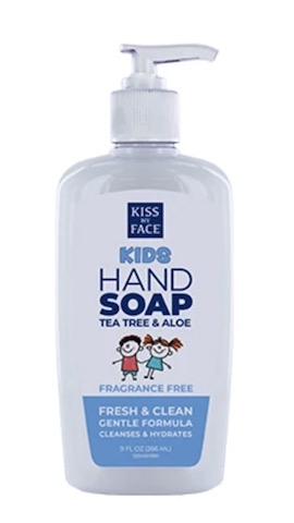 Image of Kids Hand Soap Fragrance Free