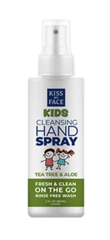 Image of Kids Cleansing Hand Spray