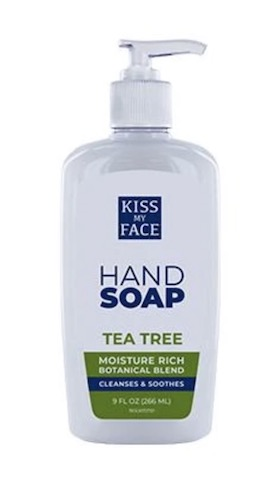 Image of Hand Soap Liquid Moisturizing Tea Tree