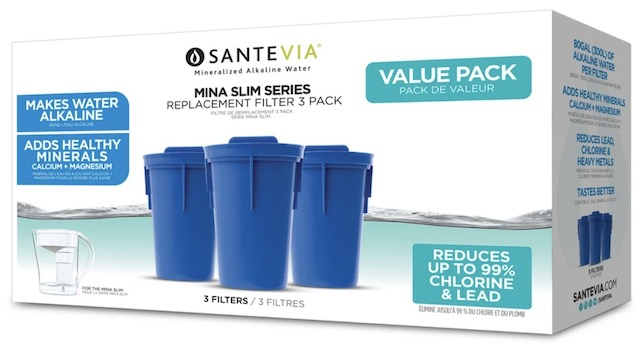 Image of Mina Replacement Filter (3 pack)