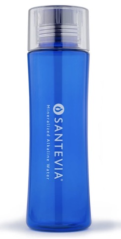 Image of Tritan Water Bottle (20 oz) Blue