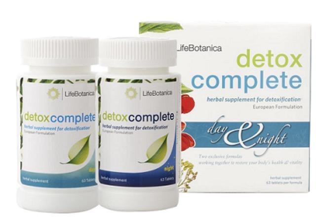 Image of Detox Complete Day & Night (Kidney & Liver Formula)