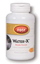 Image of Water-X, Diuretic Formula
