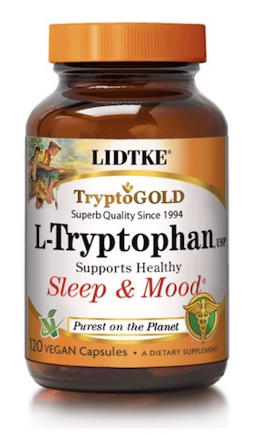 Image of L-Tryptophan 500 mg Capsule