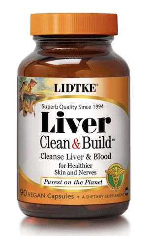 Image of Liver Clean & Build