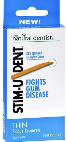 Image of Stim-U-Dent Plaque Removers Thin