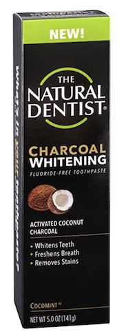 Image of Toothpaste Charcoal Whitening CocoMint
