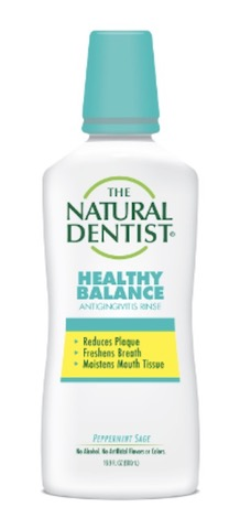 Image of Mouthwash Healthy Blance Peppermint Sage