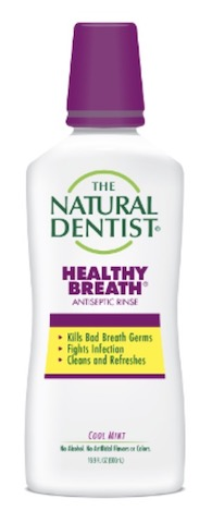 Image of Mouthwash Healthy Breath Antiseptic Cool Mint