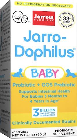 Image of Jarro-Dophilus Baby (Probiotic + GOS Prebiotic)