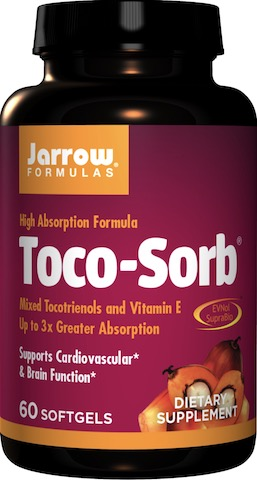 Image of Toco-Sorb Mixed Tocotrienols & Vitamin E