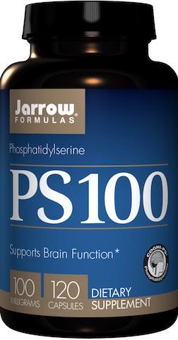 Image of PS-100, Phosphatidylserine Capsule