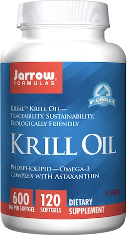 Image of Krill Oil 600 mg