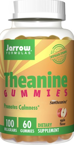 Image of Theanine Gummies 100 mg Apple