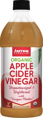 Image of Apple Cider Vinegar Unfiltered Liquid Organic