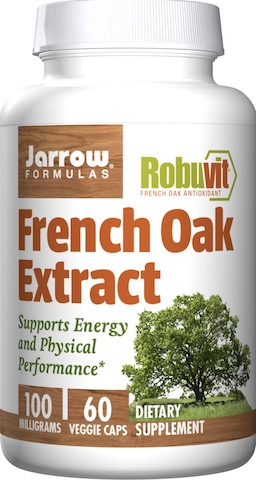 Image of French Oak Extract 100 mg