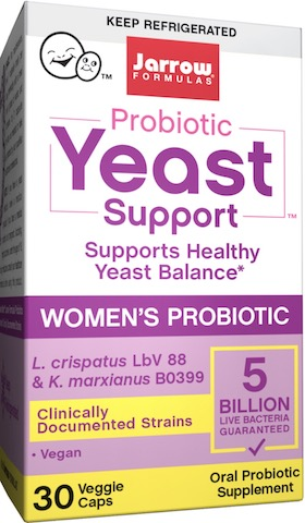 Image of Probiotic Yeast Support (for Women) 5 Billion