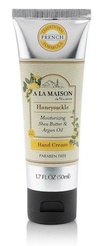 Image of Hand Cream Honeysuckle
