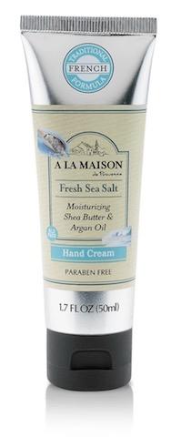 Image of Hand Cream Fresh Sea Salt