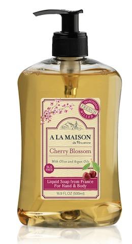 Image of Liquid Soap Cherry Blossom