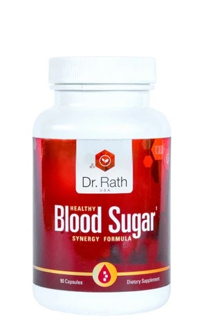 Image of Dr. Rath Healthy Blood Sugar Synergy Formula