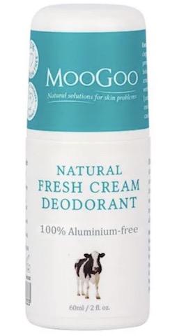 Image of Deodorant Roll-On Fresh Cream