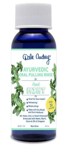 Image of Ayurvedic Oral Pulling Rinse Mint
