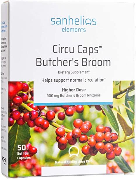 Image of Circu Caps HIGHER DOSE (Butcher's Broom)