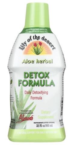 Image of Aloe Herbal Detox Formula Liquid