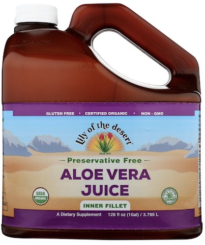 Image of Aloe Vera Juice (Inner Fillet) Preservative Free